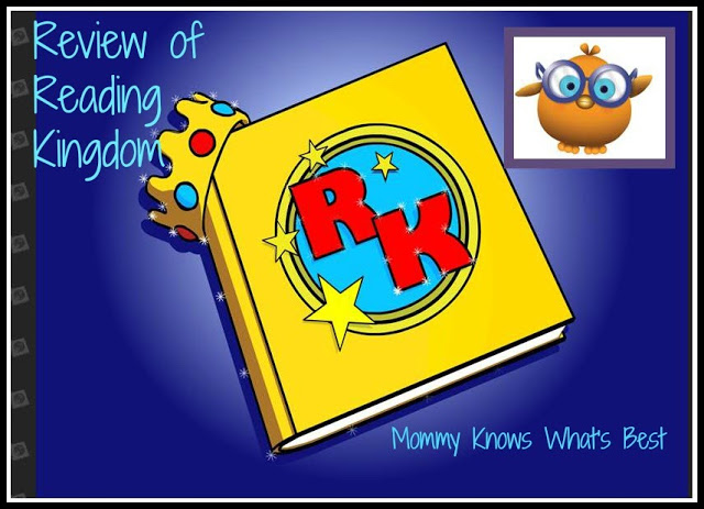 Review of Reading Kingdom, a Program Designed to Help Kids Succeed When Reading and Writing