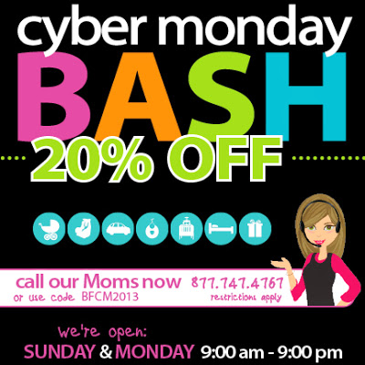 Pish Posh Baby Cyber Monday 20% Off Sale