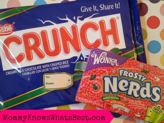 Nestlé Candies for Stocking Stuffers, Valentine's Day Gifts, Easter Baskets and More! {Review}