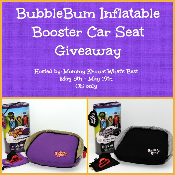 inflatable booster seat for kids