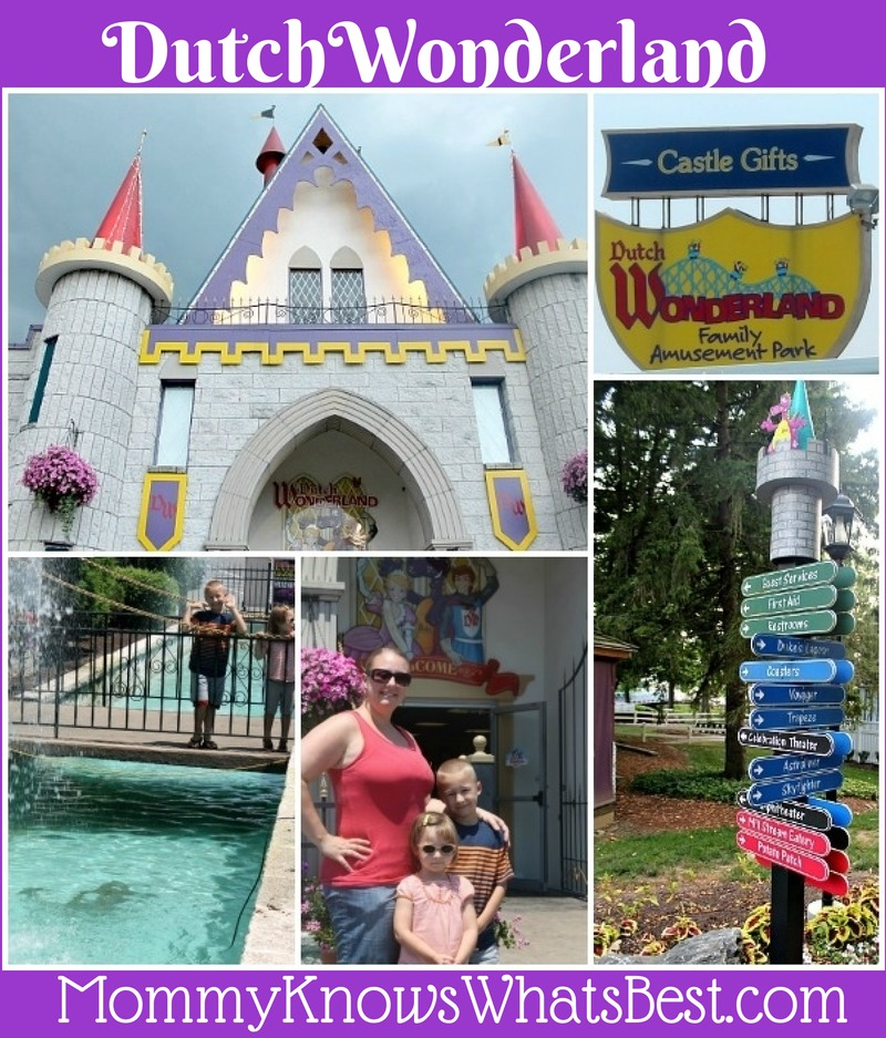 Dutch Wonderland Amusement Park {Review} #DWFamilyFun