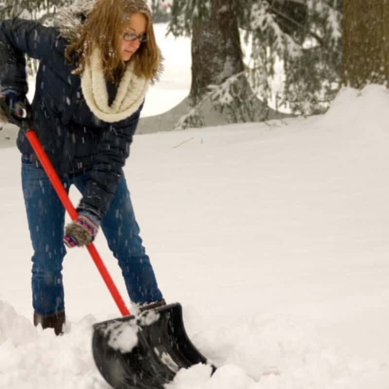 Can You Shovel Snow When You're Pregnant? Tips for Shoveling Snow