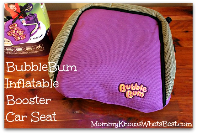 inflatable booster car seat for kids