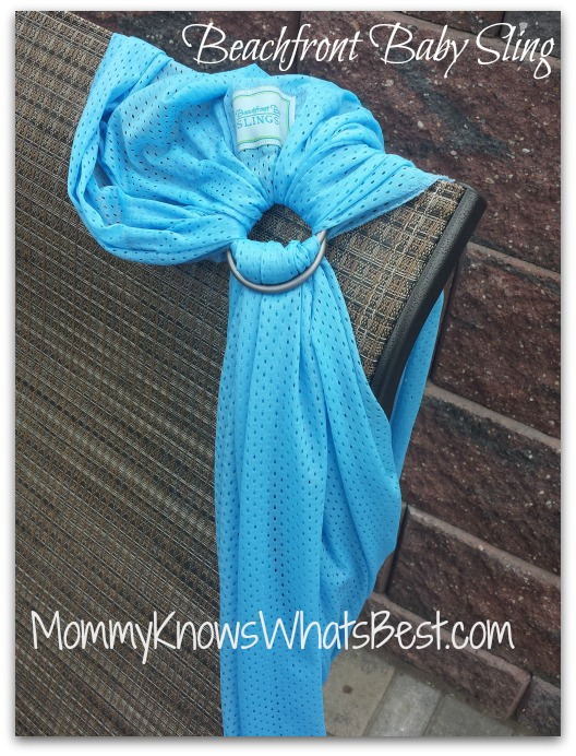 beachfront baby sling water baby carrier