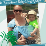 Beachfront Baby Ringsling Review