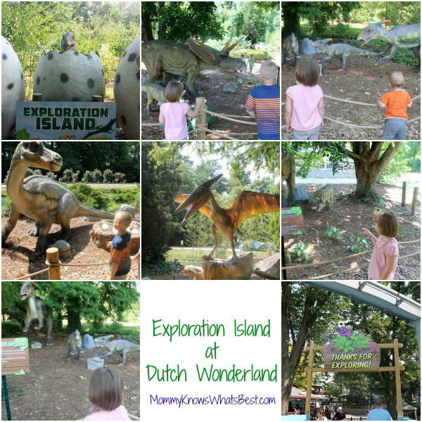 Exploration Island at Dutch Wonderland