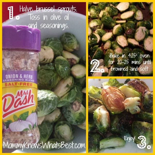 Mrs. Dash Recipe