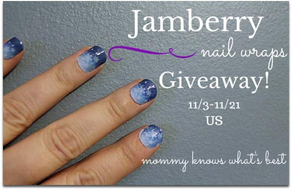 jamberry wraps review and giveaway
