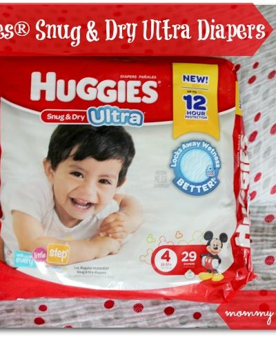 huggies snug & dry ultra diapers