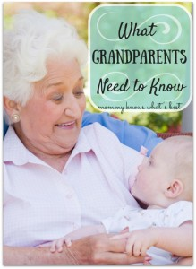 What grandparents need to know about new safety and health standards