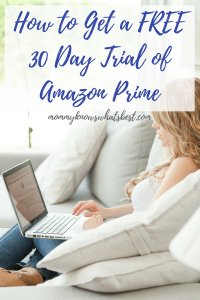 How to Get the Amazon Prime Free Trial