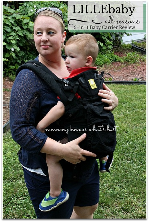 LILLEbaby Complete All Seasons Carrier Review
