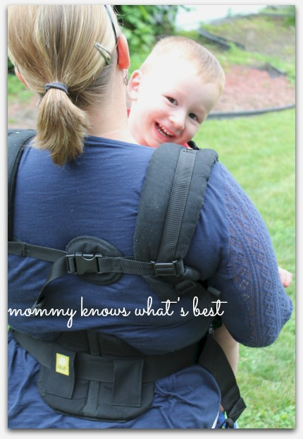 Lillebaby Baby Carrier Lumbar Support