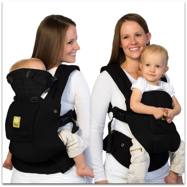 Can You Front Carry in a Lillebaby?