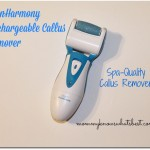 rechargeable callus remover