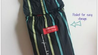 Mamaway Ring Sling Baby Carrier Review #mamawayus