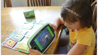 Leap Back to School with the LeapFrog LeapPad Platinum Review