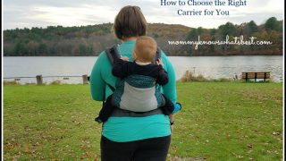 What Kind of Baby Carrier is Best for Me? How to Choose a Baby Carrier