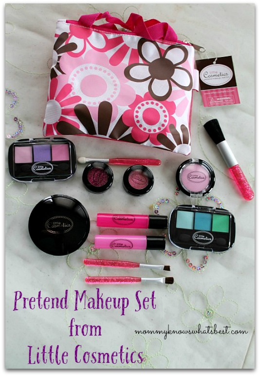 Pretend Makeup Set Review