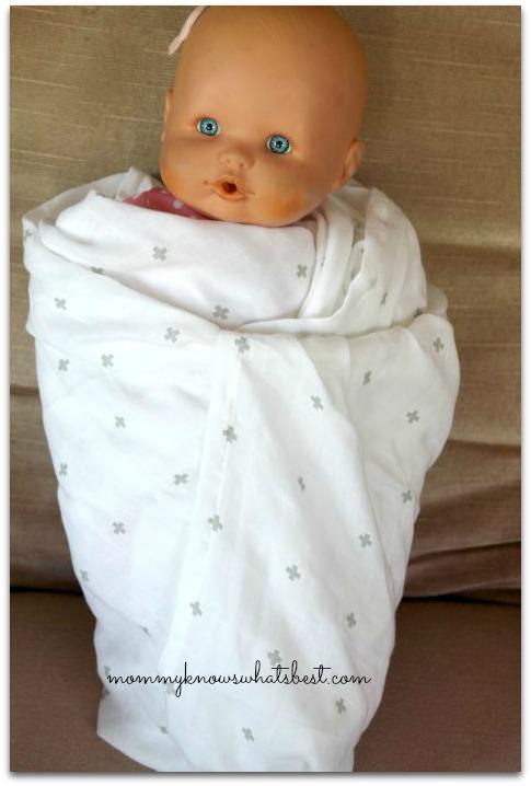 swaddle muslin blankets