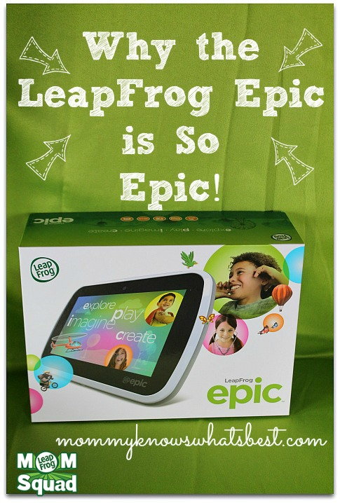 LeapFrog Epic Tablet Reviews