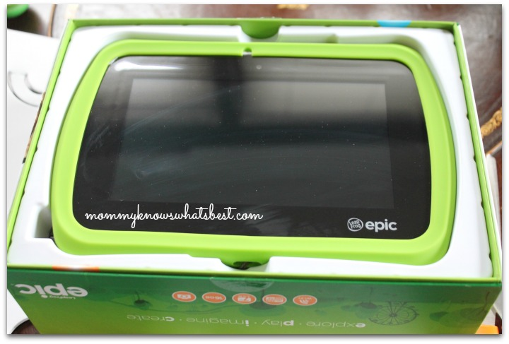 Why The LeapFrog Epic Tablet is an Epic Tablet for Kids