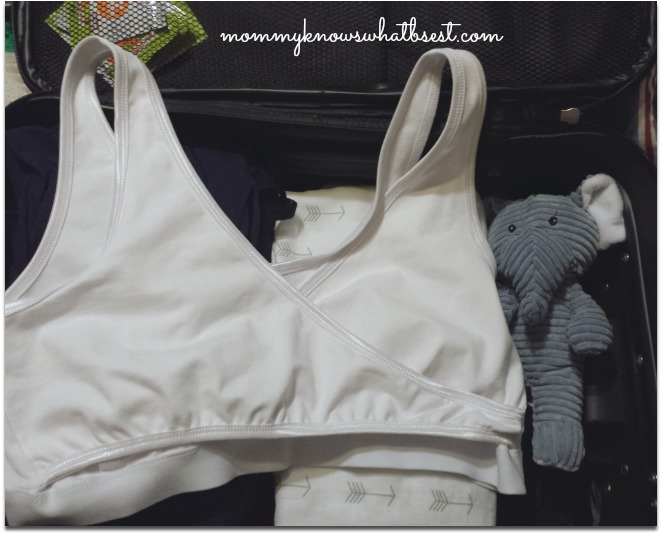 Nursing Bra for Hospital Bag