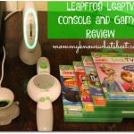 LeapFrog LeapTV Review