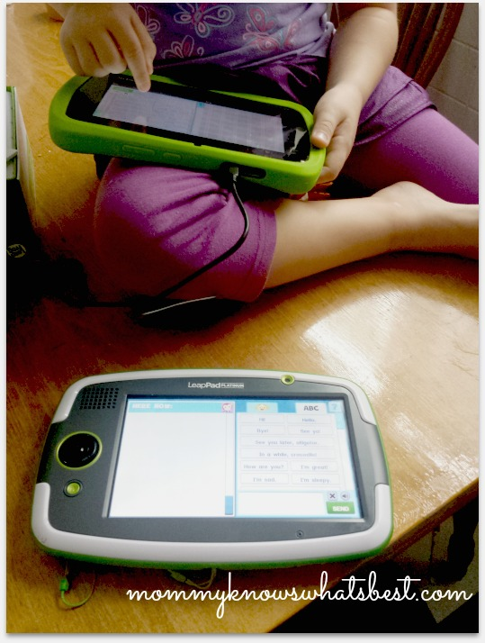 leapfrog platinum Epic tablet