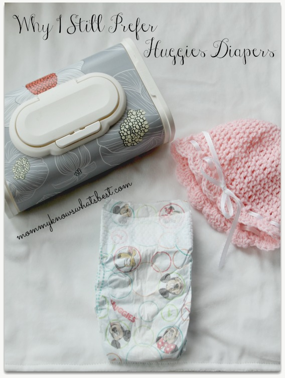 Why I Still Prefer Huggies Diapers