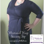nursing top wrap