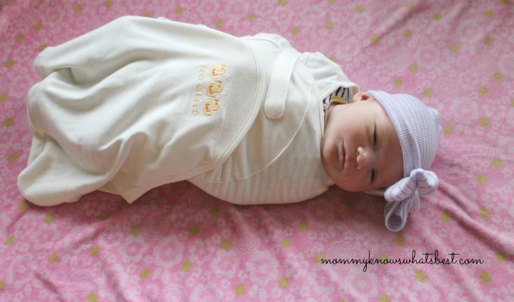 baby swaddle sack