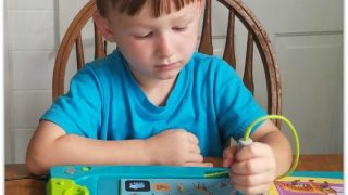 NEW Preschool Learning Toy from LeapFrog: The LeapStart Learning System