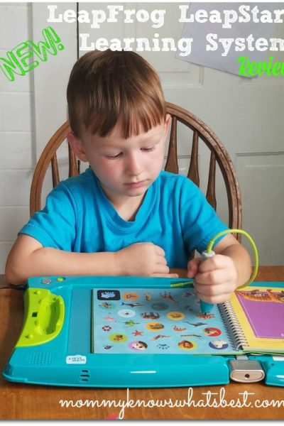 leapstart learning system review