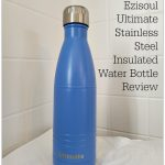 Ezisoul Ultimate Stainless Steel Insulated Water Bottle Review