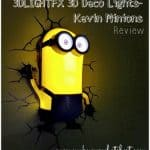 minion room decor kevin 3DLIGHTFX 3D Deco Lights