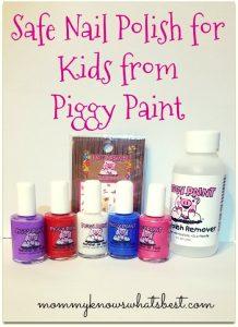 safe nail polish for kids piggy paint