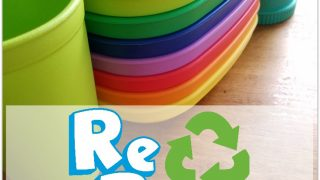 Why You Will Love Re-Play Recycled Plates, Cups, and Bowls for Kids