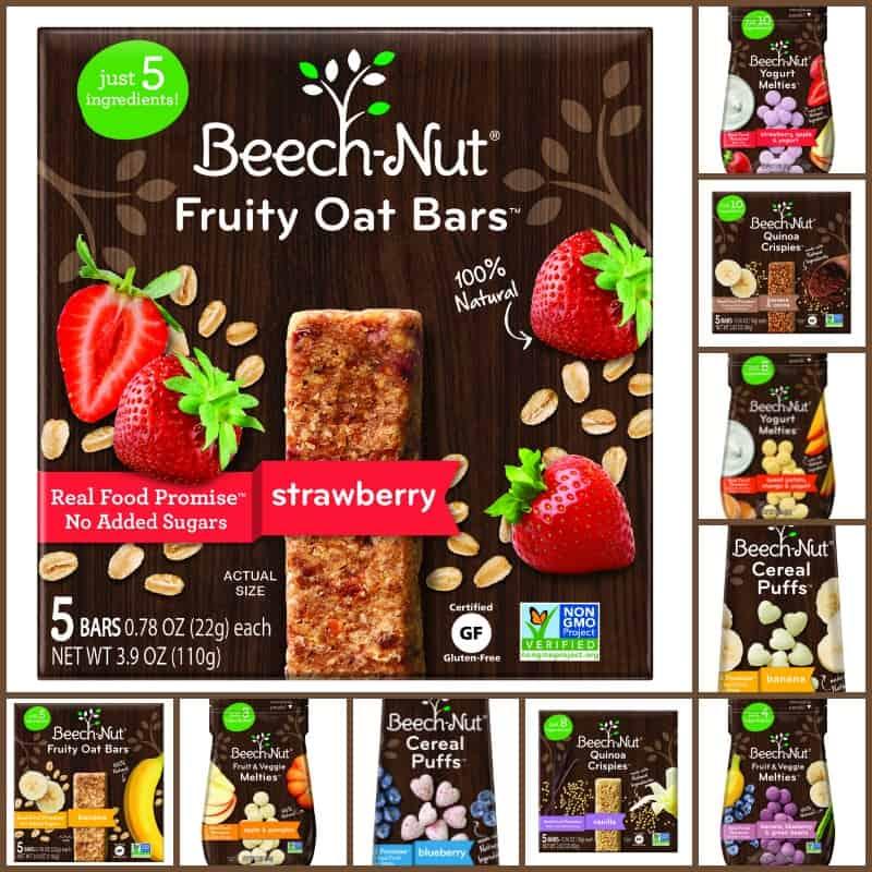 beech nut toddler snacks
