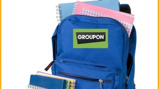How to Easily Save Money on Back to School Sales By Using Groupon