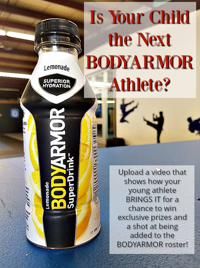bodyarmor athlete