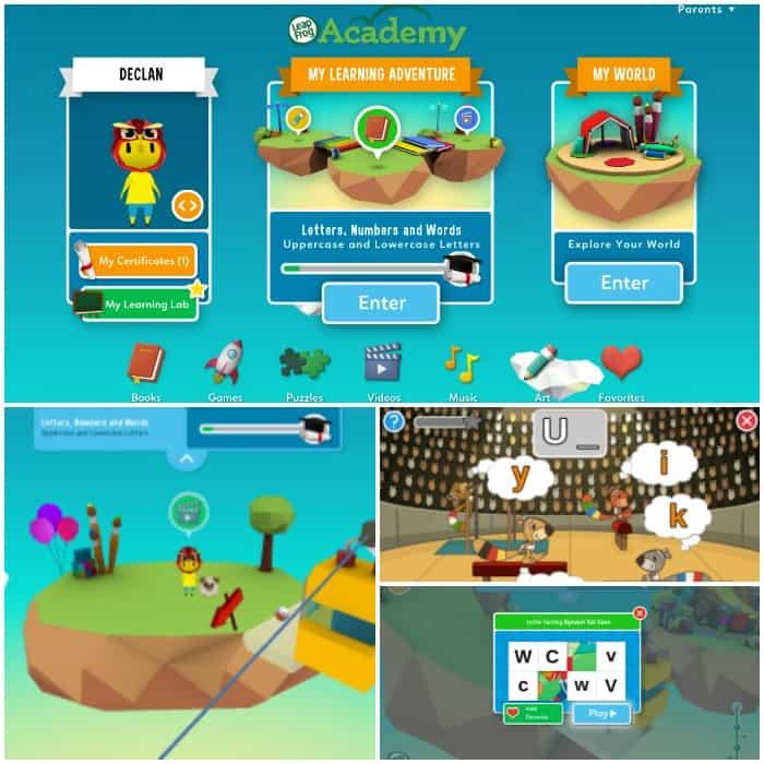 LeapFrog Academy Review preschool