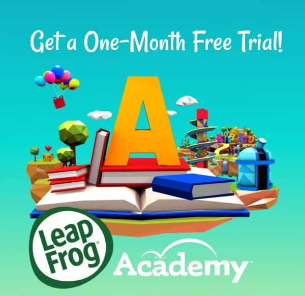 free trial LeapFrog Academy
