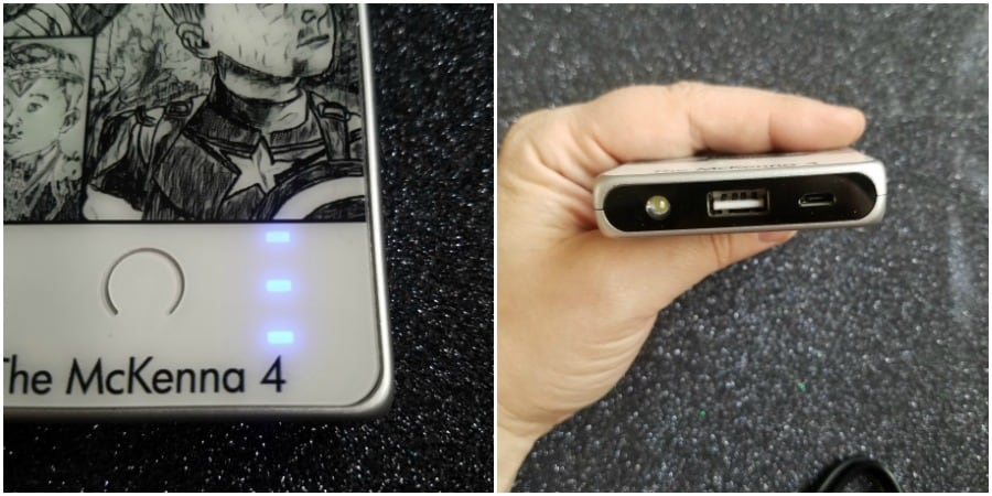 custom portable power bank