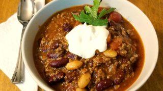Super Easy Chili Recipe