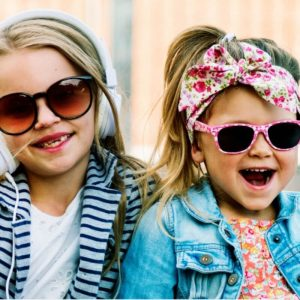 Kids Being Creative with Clothes and Fashion