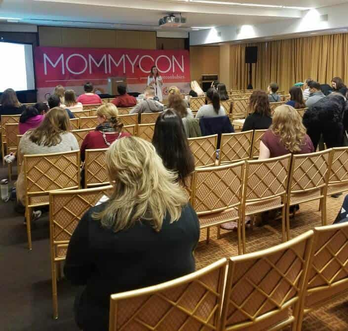 mommycon sessions