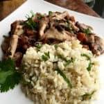 Cilantro Lime Mexican Rice Recipe