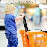 How to Run Errands with a Toddler and Still Stay Sane
