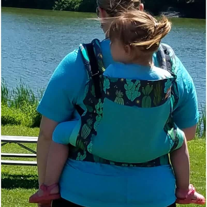 Can I Wear a Toddler in a Baby Carrier? Yes! Benefits of Toddler Wearing